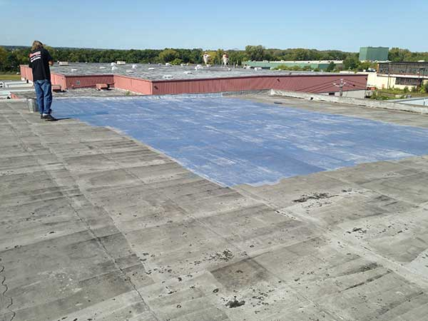 Need commercial roof maintenance in NJ? Call Anderson