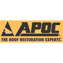 Anderson offers APOC roofing solutions on commercial roofing projects