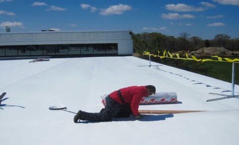 Commercial & Industrial Roof Replacement in NJ