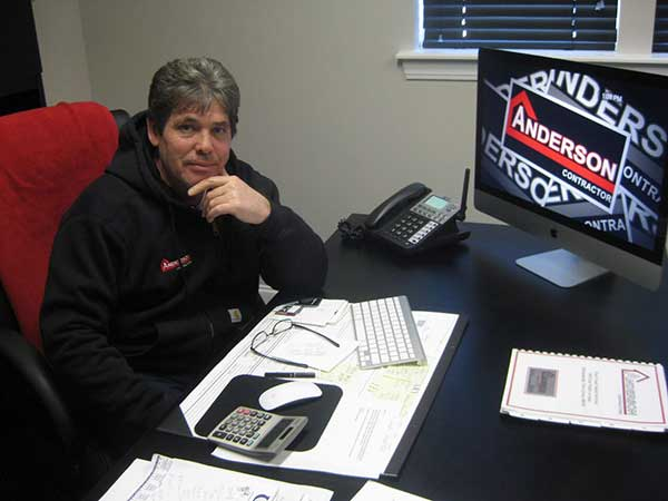 Meet Jim from Anderson - commercial and industrial roofing experts in NJ